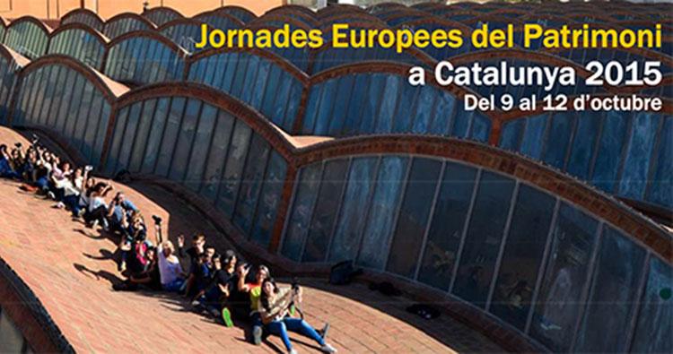 jornades europees del patrimoni 2015