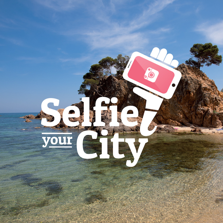Selfie your City