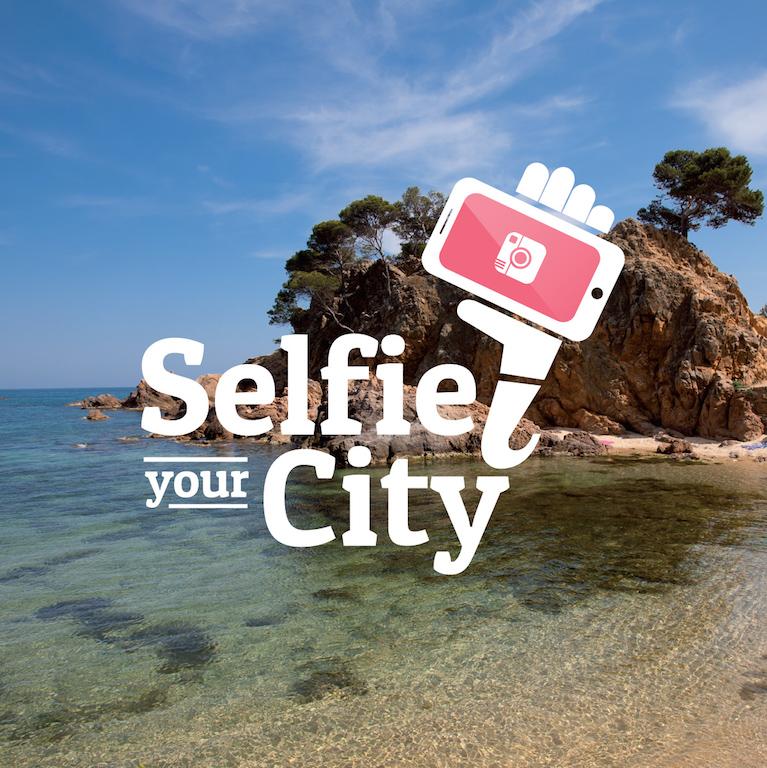 Selfie your City